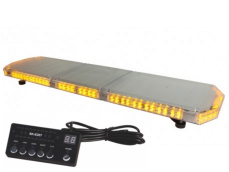 GYROPHARE LED 88 WATT 120 CM 12V-24V