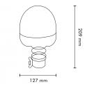 GYROPHARE FLEXIBLE LED 36 WATT