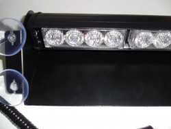 LED FLASH PARE BRISE 8 WATT